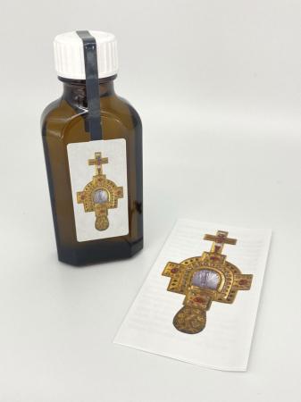 Original Hl. Blut-Öl aus Weingarten Inhalt 50 ml, (100ml=17,80Euro)