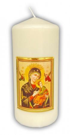 geweihte Marien Kerze
